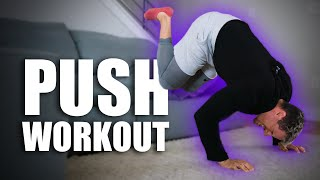 PUSH Workout At Home | Day 13